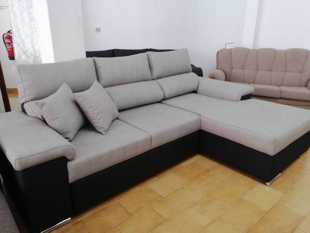 Sofá cama Roma Vip com 260 cm, novo de fábrica