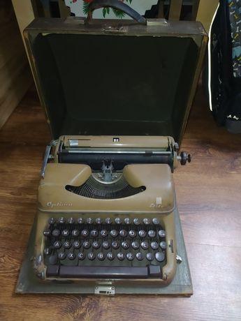 Maszyna do pisania Optima Elite