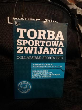 Torba sportowa- nowa