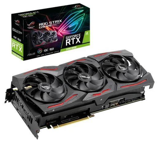 Asus RTX 2080 Super Rog Strix 8GB , nowy , FV