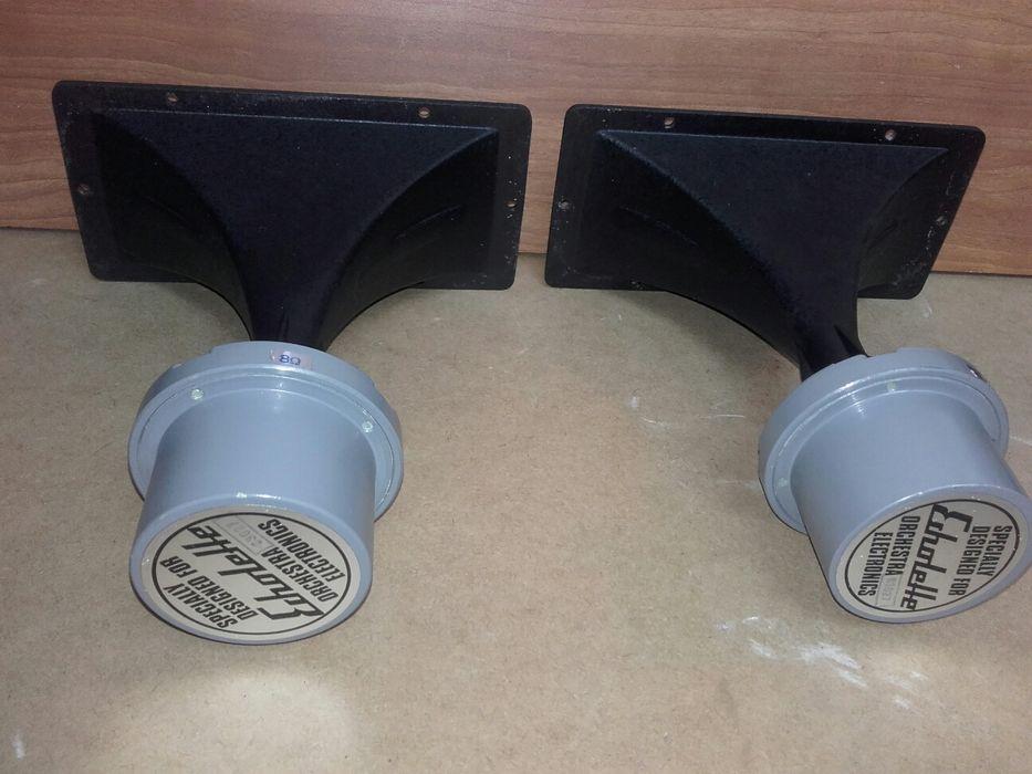 Dynacord echolette głośniki  syczek tweeter Chociwel - image 1