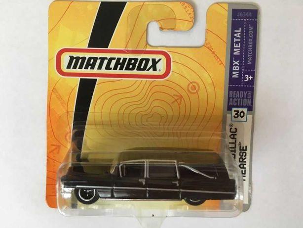 Matchbox Cadillac Hearse pogrzebowy 1963