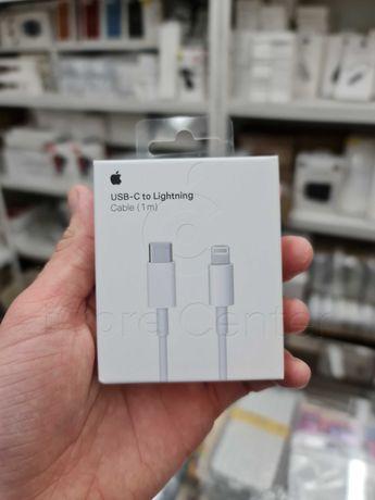Кабель Apple USB-C to Lightning Cable1m для зарядки iPhone 11/12 pro