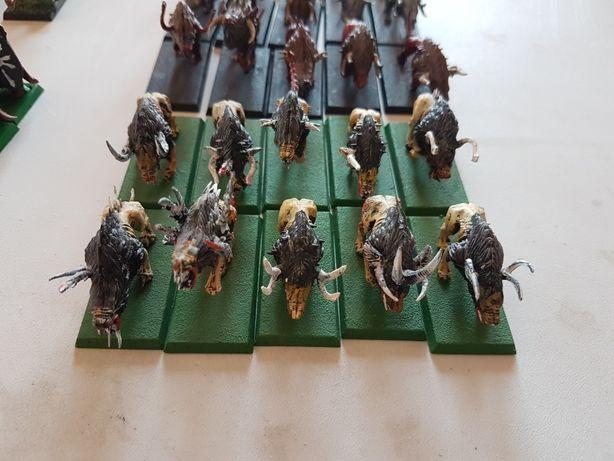 30x Warhounds Chaos Warhammer FB