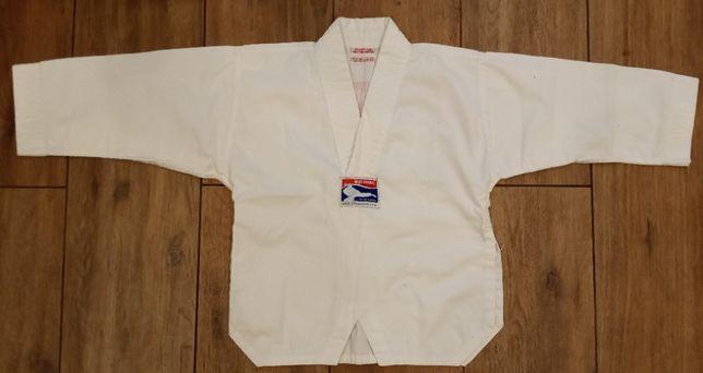 Karatega dzięcięca / kimono + ochraniacze do karate