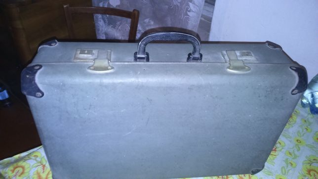 Советские чемоданы 60х и 70х