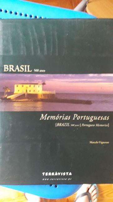 Brasil 500 Anos Memórias Portuguesas -edição limitada