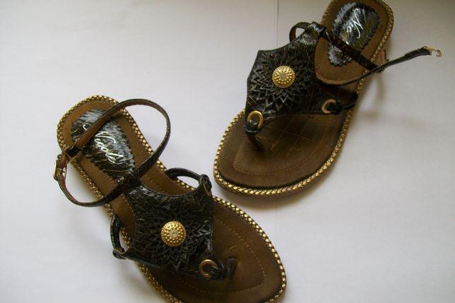 sandałki japonki orientalny styl rozmiar 35