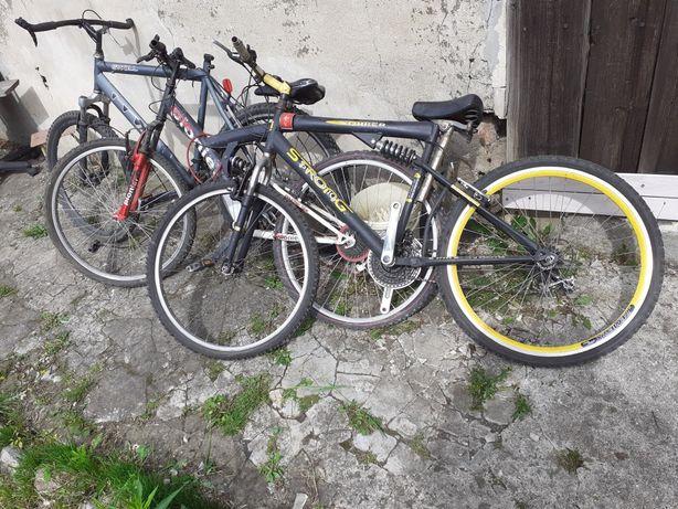 Sprzedam rowery górskie