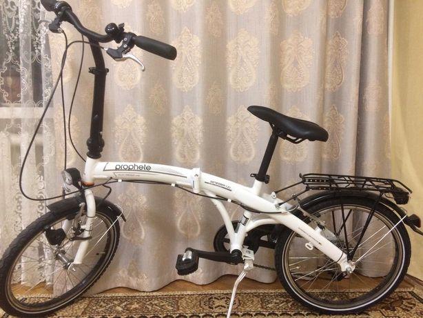 Розкладний велосипед Prophete geniesser 1.21