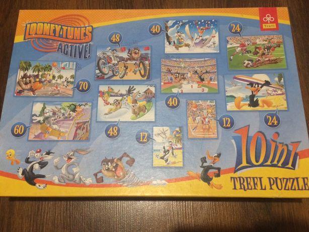 Trefl puzzle 10szt