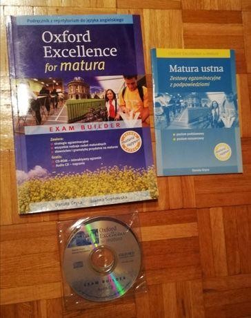 Matura angielski Oxford Excellence for matura repetytorium podręcznik