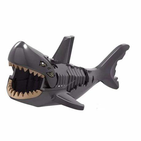Фигурка Акула Shark аналог Лего 10.5см