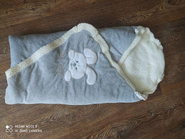 Конверт/одеяло зимний
