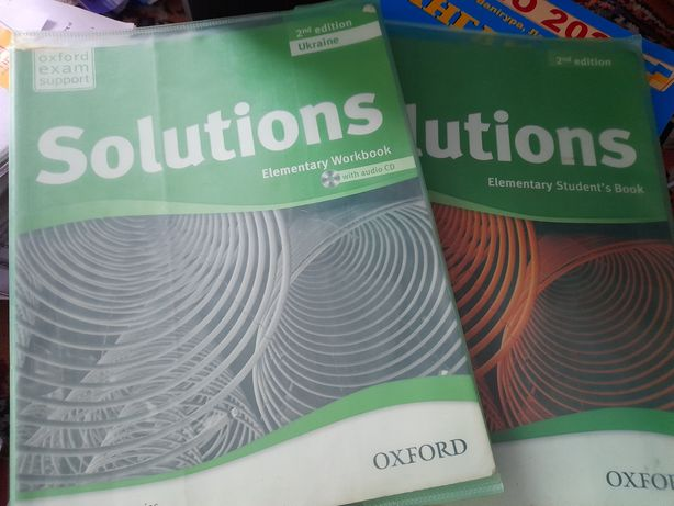 Solutions elementary 2nd edition