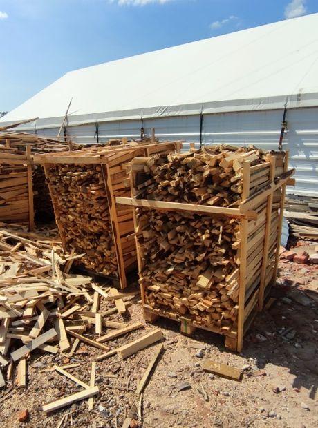 Drewno na opał rozpałkowe kominkowe
