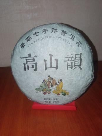 Чай Пу Эр , pu er 100грамм шу пуэр Юньнань
