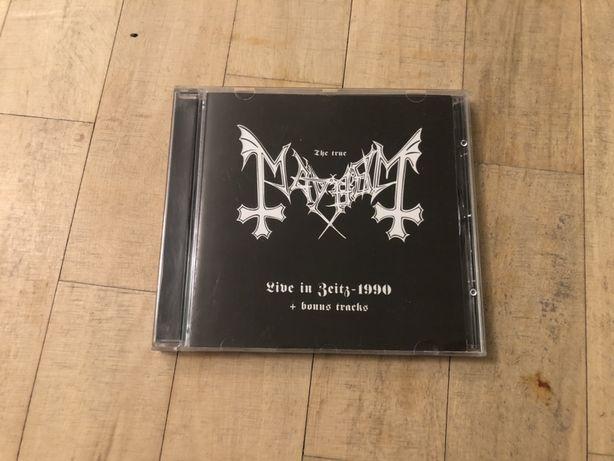 Mayhem - Live in Zeitz CD