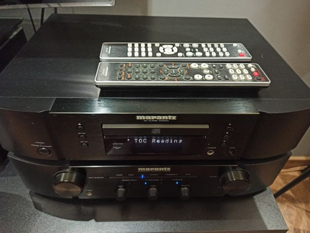 Zestaw stereo Marantz PM5003+CD5003, IDEALNY