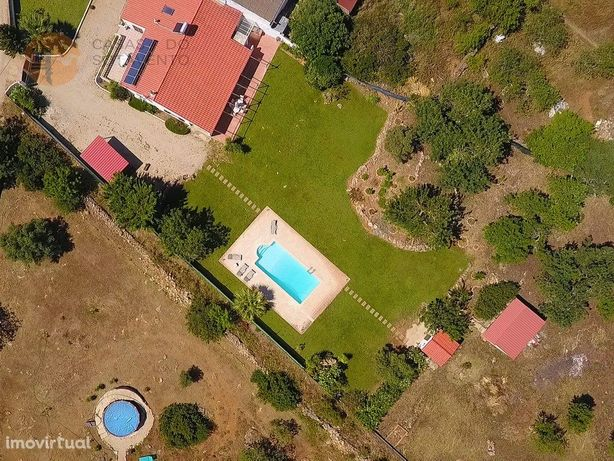 Moradia isolada em Moncarapacho, Olhão.