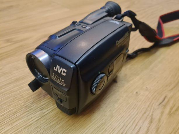 kamera JVC GR-AX600 VHS-C zestaw