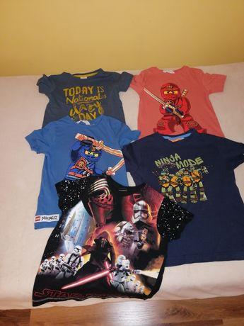 Bluzka Koszulka koszulki t-shirt 110 116