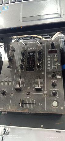 DJ микшер Pioneer DJM-400