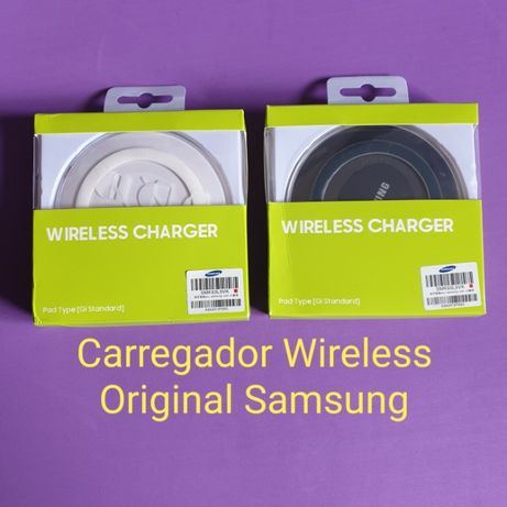 Carregador Wireless Original Samsung