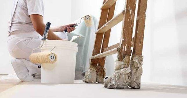 Pintura de apartamentos e vivendas
