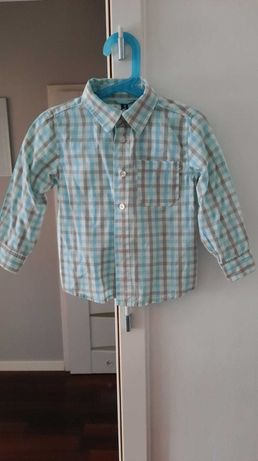 Marynarki, kamizelka, koszule chłopięce Reserved, H&M  rozm .104