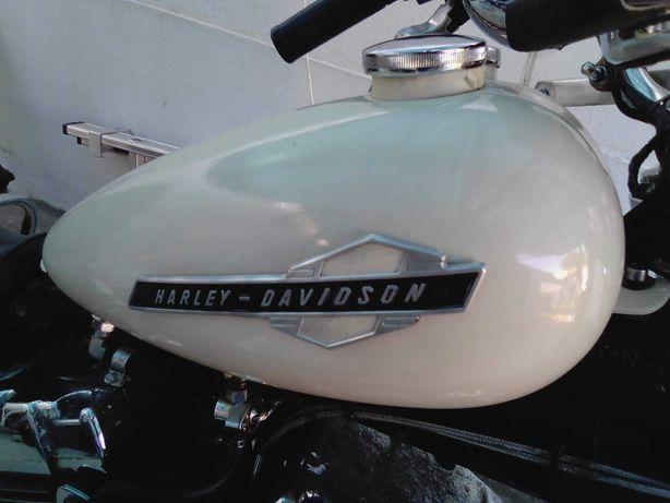 Depósito MUSTANG Harley Davidson