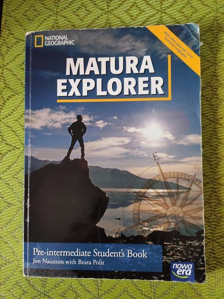 Matura Explorer Nowa Era angielski