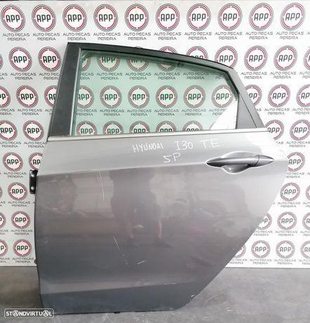 Porta Hyundai I30 de 2015 traseira esquerda 5 portas.