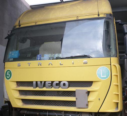 Kabina szeroka cześci Iveco Stralis Euro 5 2007r Śrem