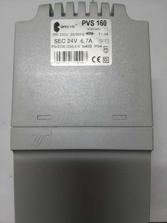 Transformator 230V-24V 160W nowy