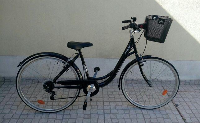 Bicicleta senhora Btwin roda 26