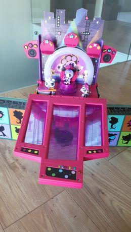 Scena muzyczna Littlest Pet Shop