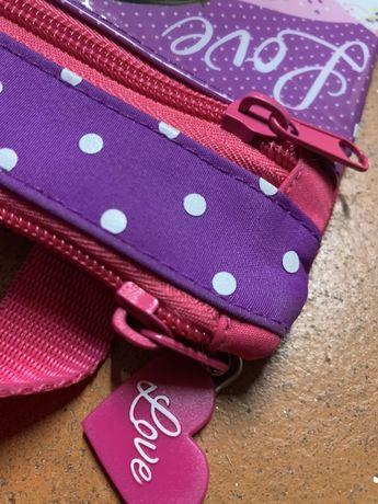 Mala tiracolo violeta