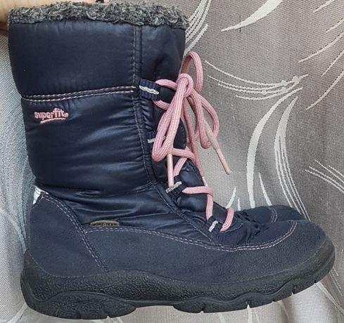 Ботинки Superfit gore-tex 28 р-р, сапоги 18-18,5 см