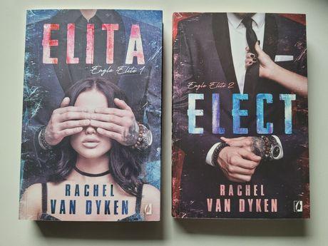 "Romans, erotyk ""Elita"" ""Elect"""
