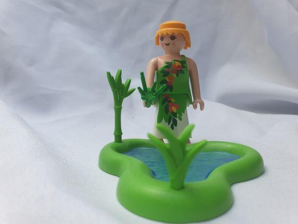 Playmobil figurka WIOSNA natura STAW roślinki