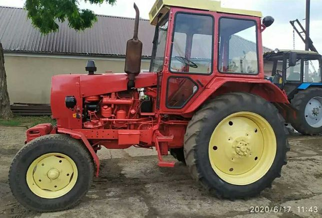 Трактор ЮМЗ 6 1999