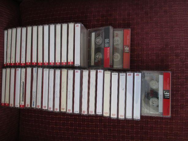 Ideias Geniais - Cassetes áudio Sony HF para aproveitamento exterior