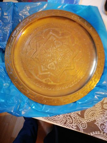 Pratos decorativos marroquinos