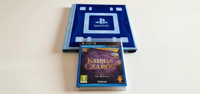 Gra konsola PS3 Księga Czarów + Księga Sony Playstation