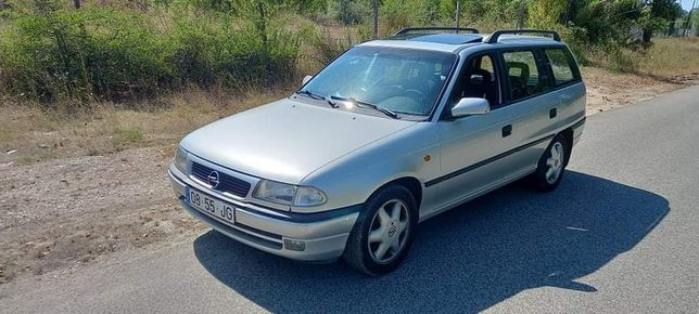 Opel astra camper van  1.4 16v 1997/12