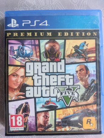 GTA 5 na PS 4 sprzedam super stan