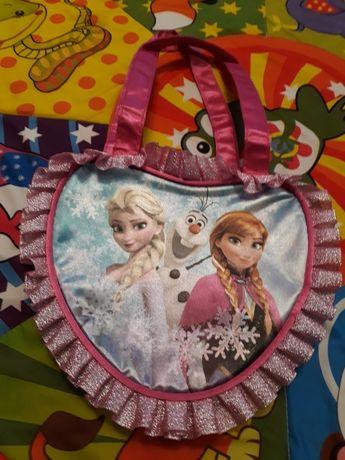 Сумочки для маленькой принцессы Frozen