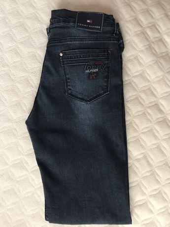 Tommy Hilfiger denim spodnie jeansy rozmiar: s. Stan bardzo dobry