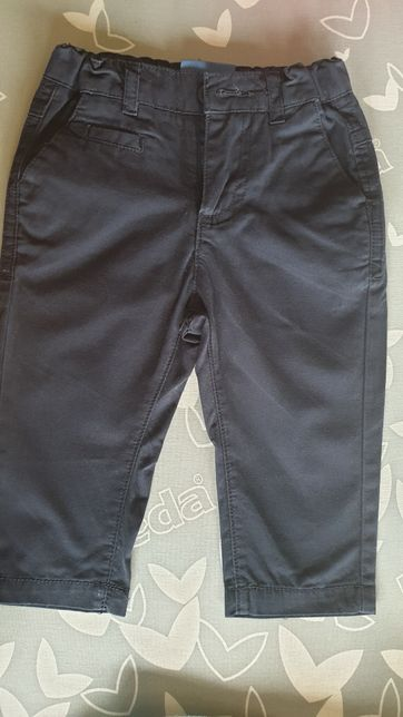 Eleganckie spodnie coccodrillo rozmiar 74